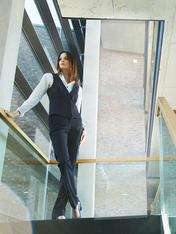 Premium Damen Gilet Regular Fit