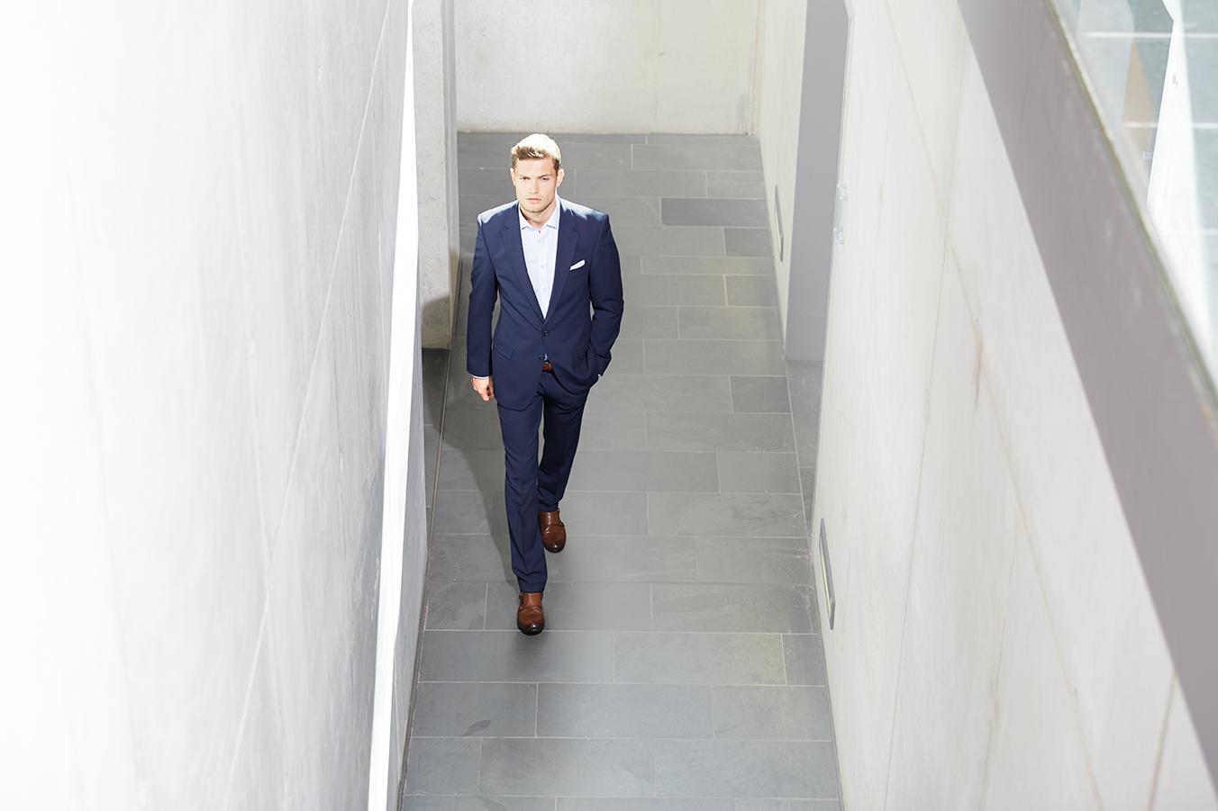 077c8fb074570f Premium Herren Blazer Slim Fit – François Küssenberger & Partner GmbH