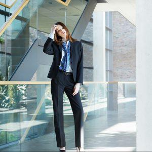 Premium Damen Blazer Comfort Fit