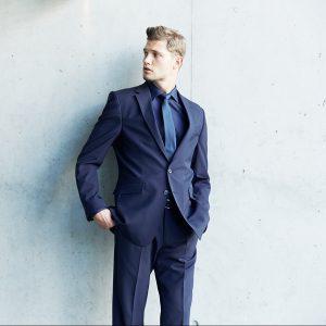 Premium Herren Blazer Regular Fit
